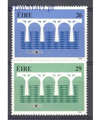 Irlandia 1984 Mi 538-539 Czyste **