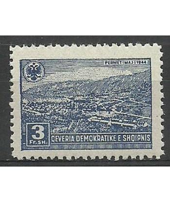 Albania 1945 Mi 384 MNH