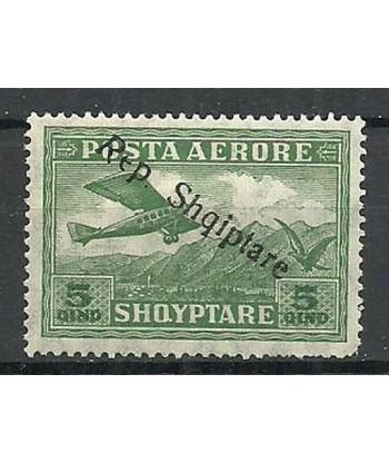 Albania 1927 Mi 144 mh - mint hinched