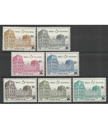 Belgia 1971 Mi por76-82 Czyste **