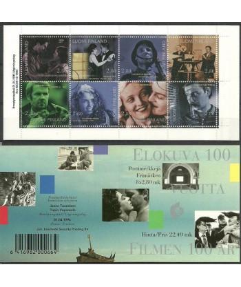 Finlandia 1996 Mi mh 42 Stemplowane