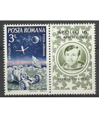 Rumunia 1972 Mi zf 3022 Czyste **