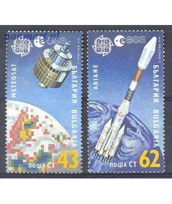 Bułgaria 1991 Mi 3901-3902 Czyste **