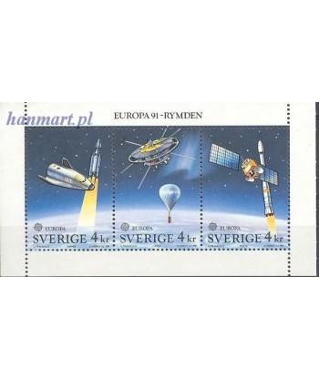 Szwecja 1991 Mi latt 186 Czyste **