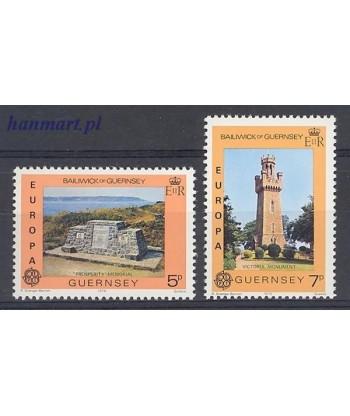 Guernsey 1978 Mi 161-162 Czyste **