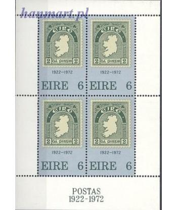 Irlandia 1972 Mi bl 1 Czyste **