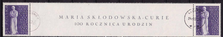 Polska 1967 Mi 1779 Fi 1632 Stemplowane