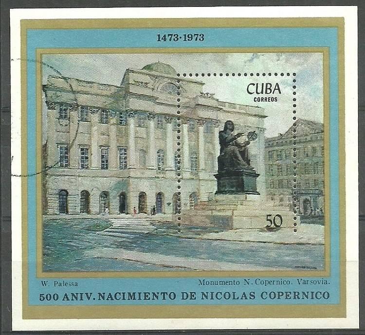 Kuba 1973 Mi bl 41 Stemplowane