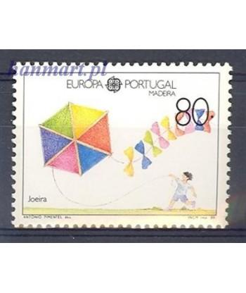 Madeira 1989 Mi 125I Czyste **
