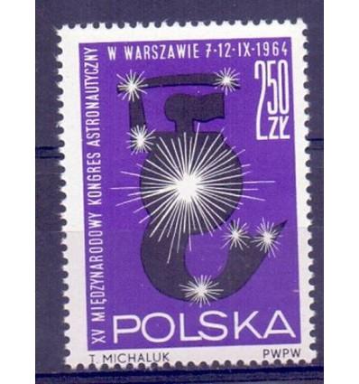 Polska 1964 Mi 1526 Fi 1378 Czyste **