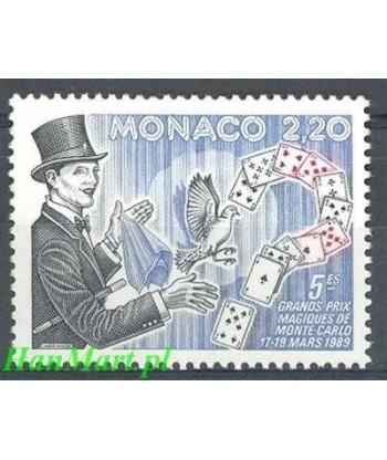 Monako 1989 Mi 1904 Czyste **