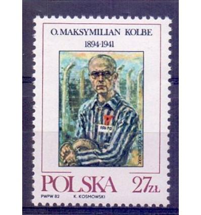 Polska 1982 Mi 2831 Fi 2683 Czyste **