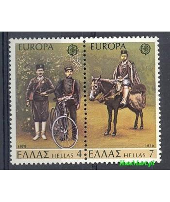 Grecja 1979 Mi 1352-1353 Czyste **