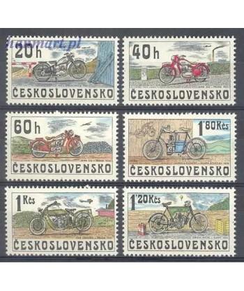 Czechosłowacja 1975 Mi 2272-2277 Czyste **
