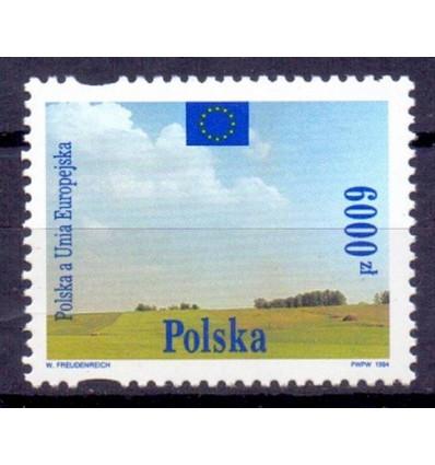 Polska 1994 Mi 3517 Fi 3369 Czyste **