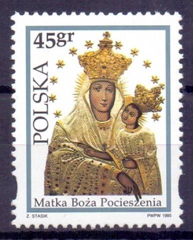 Polska 1995 Mi 3551 Fi 3401 Czyste **