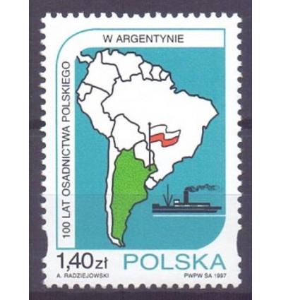 Polska 1997 Mi 3660 Fi 3512 Czyste **