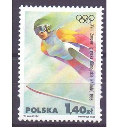 Polska 1998 Mi 3690 Fi 3542 Czyste **