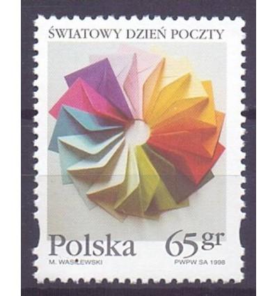 Polska 1998 Mi 3731 Fi 3583 Czyste **