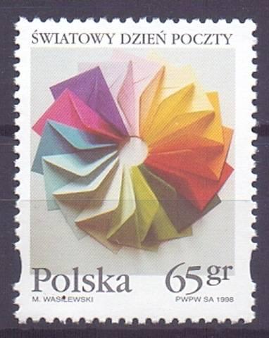 Poland 1998 Mi 3731 MNH