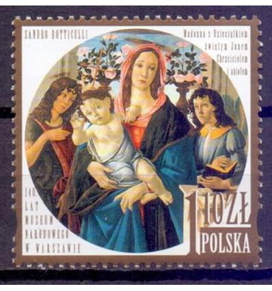 Polska 2002 Mi 3973 Fi 3823 Czyste **