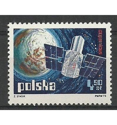 Polska 1973 Mi 2256 Fi 2109 Czyste **