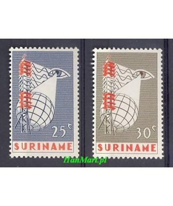 Surinam 1966 Mi 505-506 Czyste **