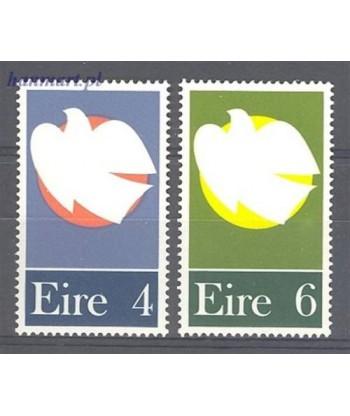Irlandia 1972 Mi 278-279 Czyste **