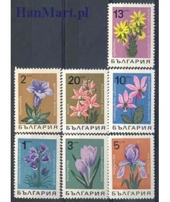 Bułgaria 1968 Mi 1791-1797 Czyste **