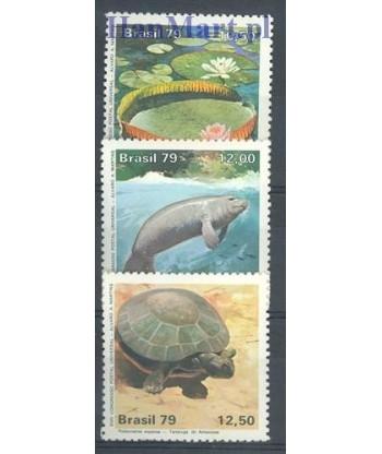 Brazylia 1979 Mi 1709-1711 Czyste **