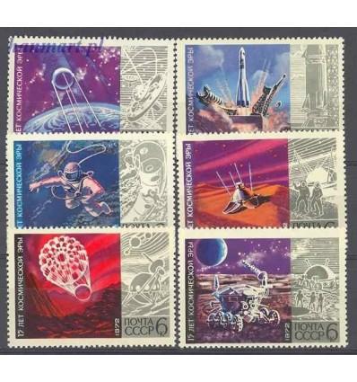Soviet Union USSR 1972 Mi 4042-4047 MNH