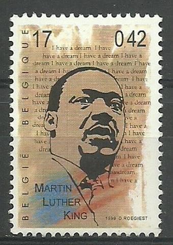 Belgia 1999 Mi 2914 Czyste **