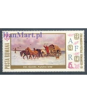 Rumunia 1970 Mi 2894 Czyste **