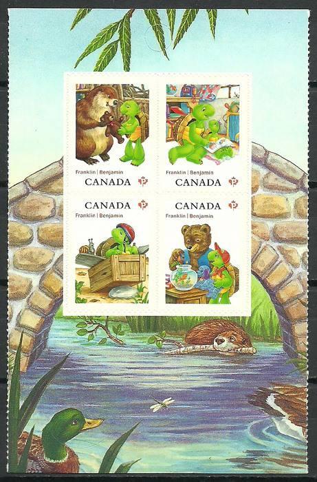 Canada 2012 Mi 2828-2831 MNH