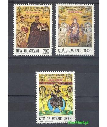 Watykan 1994 Mi 1124-1126 Czyste **
