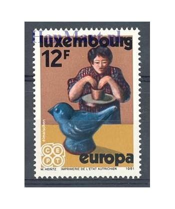 Luksemburg 1981 Mi 1032 Czyste **