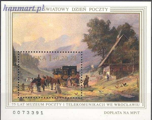 Poland 1996 Mi bl 128 MNH