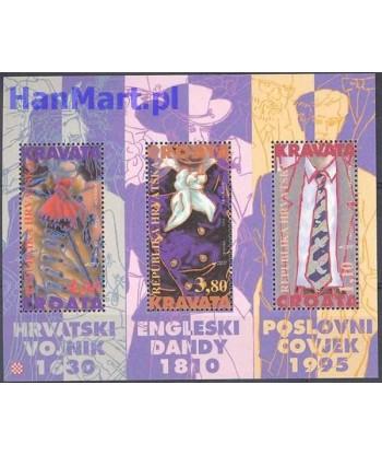 Chorwacja 1995 Mi bl 11 Czyste **