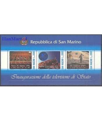 San Marino 1993 Mi bl 16 Czyste **