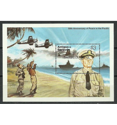 Barbuda 1997 Mi bl 274 MNH
