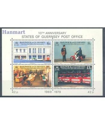 Guernsey 1979 Mi bl 2 Czyste **