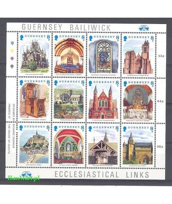 Guernsey 1988 Mi 436-447 Czyste **
