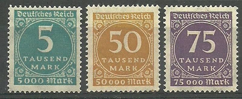 Nazi Germany / Third Reich 1923 Mi...