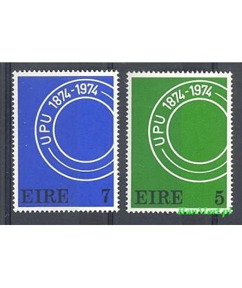 Irlandia 1974 Mi 309-310 Czyste **