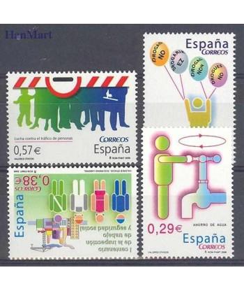 Hiszpania 2006 Mi 4118-4121 Czyste **