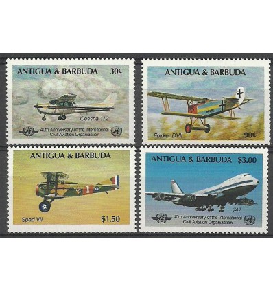 Antigua i Barbuda 1985 Mi 861-864...