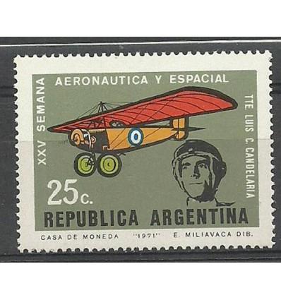 Argentina 1971 Mi 1114 MNH