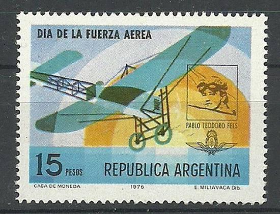 Argentyna 1976 Mi 1286 Czyste **
