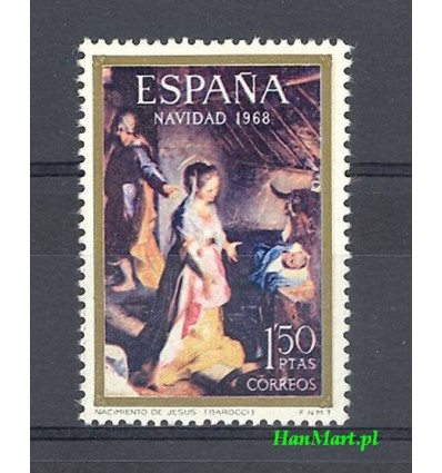Spain 1968 Mi 1791 MNH
