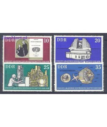 Niemiecka Republika Demokratyczna / DDR 1975 Mi 2061-2064 Czyste **